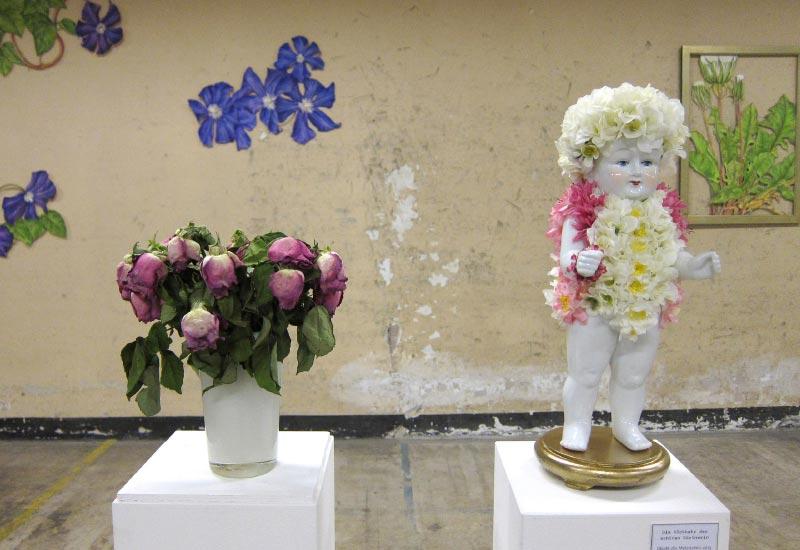 Installation – Die Rückkehr der schönen Gärtnerin