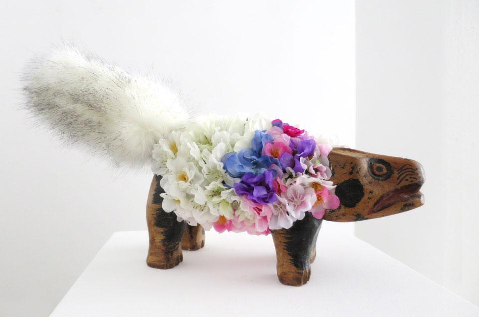 Der Hund der schönen Gärtnerin